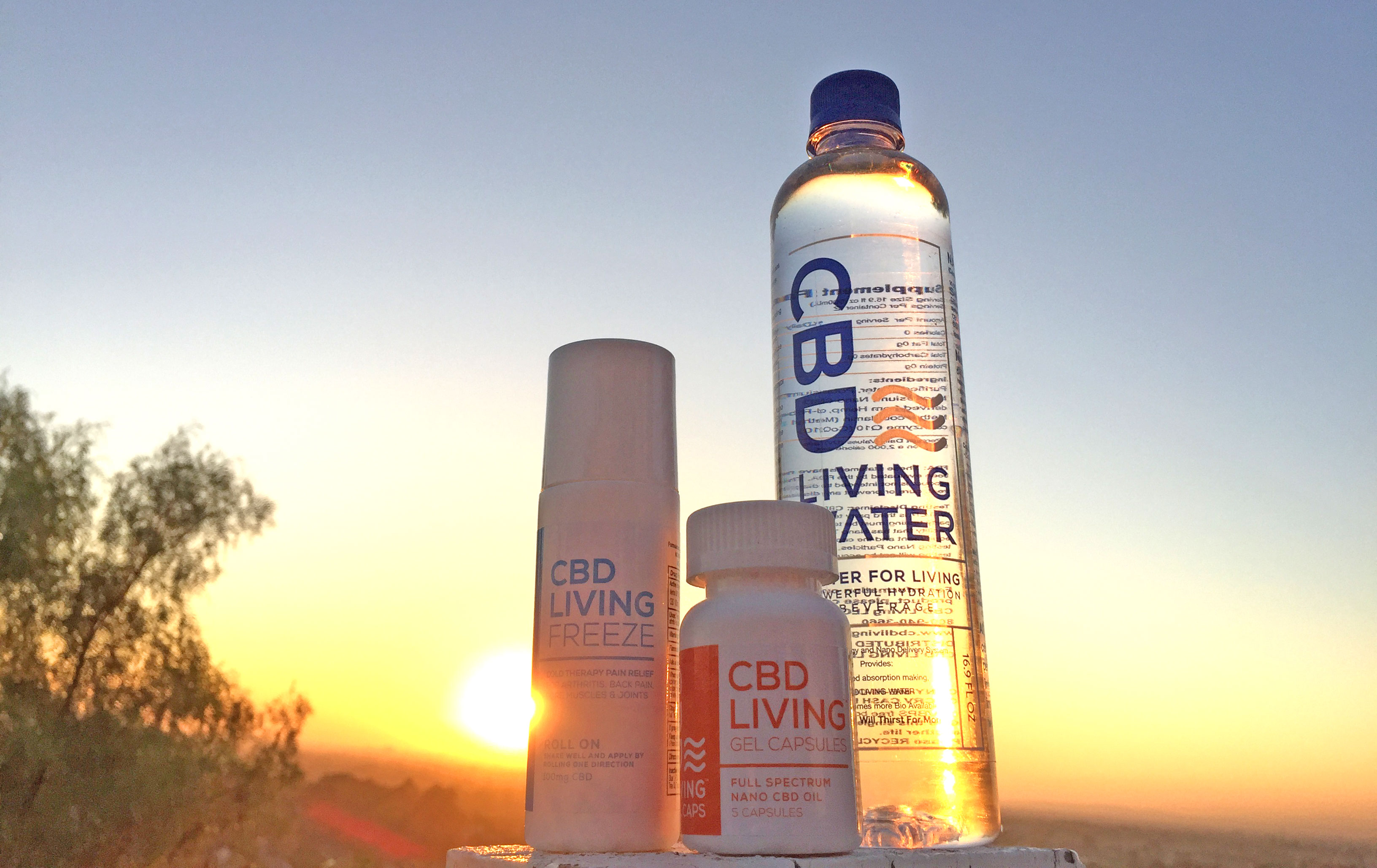 CBD Living Water Review - Does it Work?! Tested and Verified