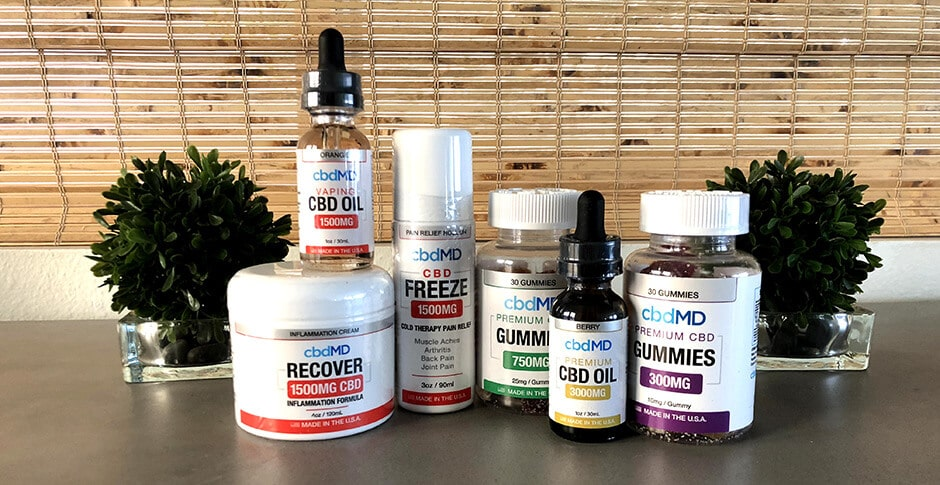 cbdMD Brand Review *Updated 2019 (Our Honest Review!)